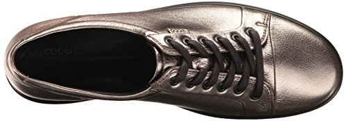 Ecco Damen Soft 7 Ladies Sneaker Grau (Warm Grey)