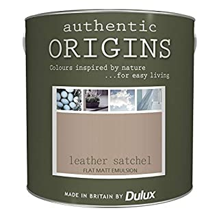 Dulux Authentic Origins Paint - Leather Satchel - 2.5L