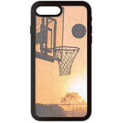 Funda iPhone 7 Plus/iPhone 8 Plus Baloncesto Canasta 3D