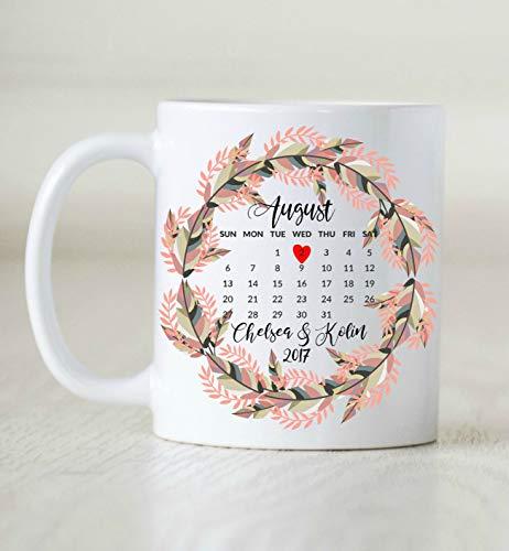 Idee save the date invito ideas wedding announcement baby shower invitation fidanzamento annuncio piume calendario regali tazze