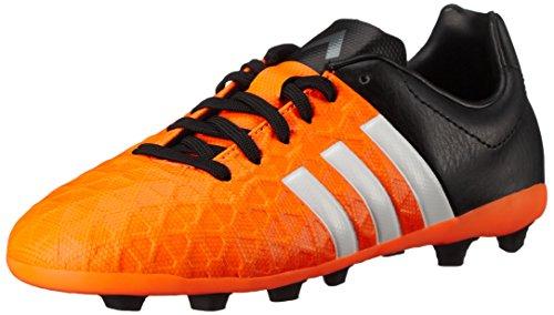 adidas Performance Ace 15.4 FG - Zapatillas de fútbol para niños (Talla L), Color Naranja, Talla 29 EU M Niño