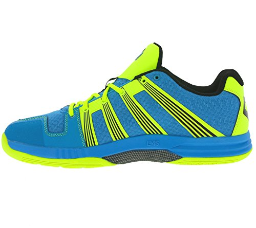 Salming , Chaussures de handball pour homme Jaune Jaune bleu/jaune