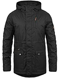 !Solid Bello Long Men's Jacket