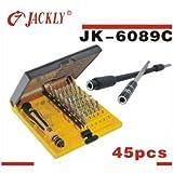 Jackly 45-in-One Mobile Phone Screwdriver Set (JK-6089) (JK6089-C)