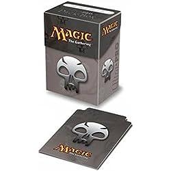 Ultra Pro Deck box mana negro 80 cartas