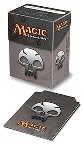 Ultra Pro - Magic the Gathering boîte pour cartes Deck Box Mana Noir