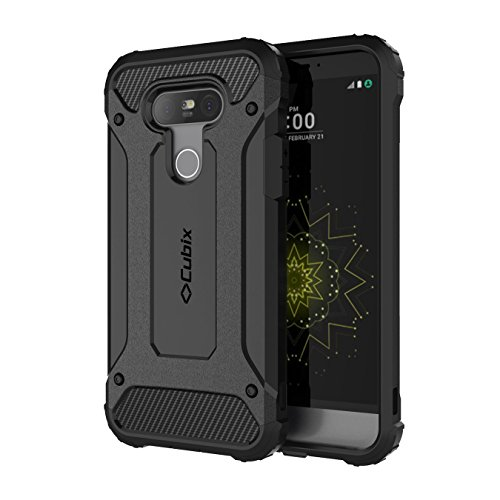 Lg G5 Case Cubix Rugged Armor Case For Lg G5 (black)