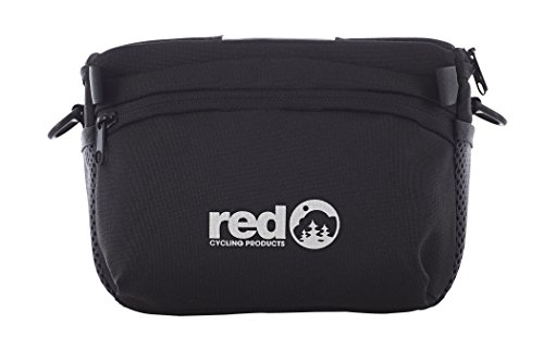 Red Cycling Products Front Loader II schwarz 2018 Fahrradtasche