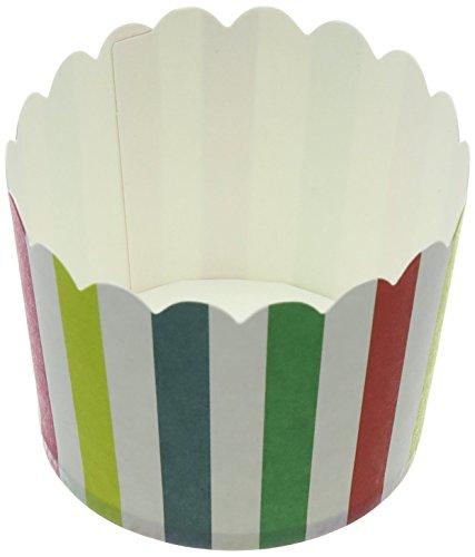 nd Match; Partybecher für Geburtstagspartys und Feste, Bunt, 250 ml (20 pro Pack) ()