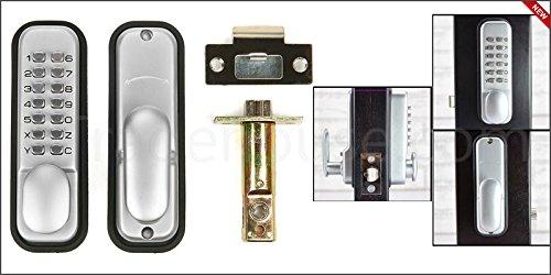 Push Button Mechanische Digital Zahlencode Türschloss Keyless-Zugang (Tür-zugangs-button)