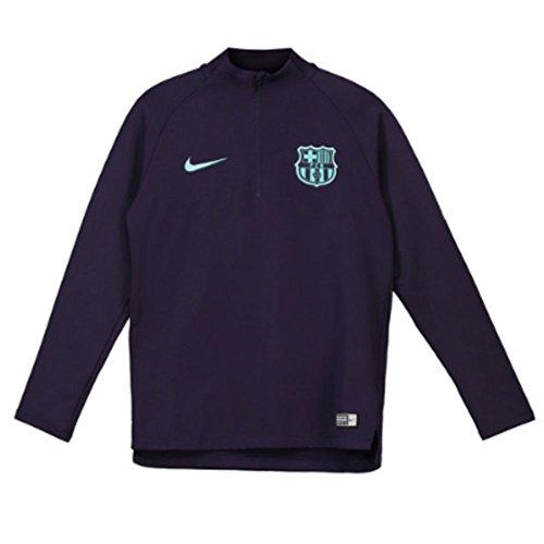 d24e2099d93 Nike FC Barcelona SQUAD Dry Drill Children's Long-Sleeved T-Shirt,  Children's,