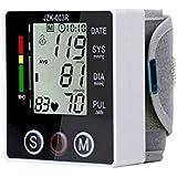 AYQ Tensiometro Brazo Medical, EsfigmomanóMetro De MuñEca, EsfigmomanóMetro ElectróNico para La MedicióN De La.