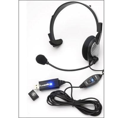 High Fidelity Mono Headset by Andrea Electronics Corporation - Fidelity Electronics