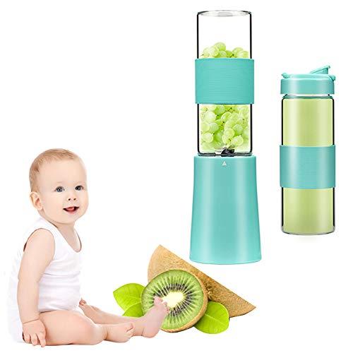 Rabbfay Elektrisch Mini Baby Stabmixer, Baby Essen Ergänzung Multifunktion Ernährung Essen Maschine, Haushalt Elektrisch Rührgerät Mit Drücken Schalter