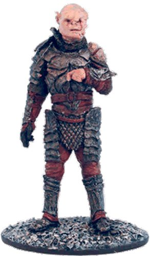 Lord of the Rings Señor de los Anillos Figurine Collection Nº 29 Gothmog 1