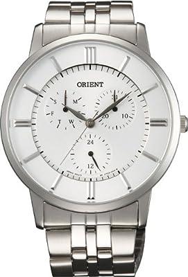 Orient UT0G004W - Reloj , correa de acero inoxidable