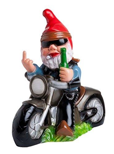 Zwerg Motorrad-Rocker 34cm