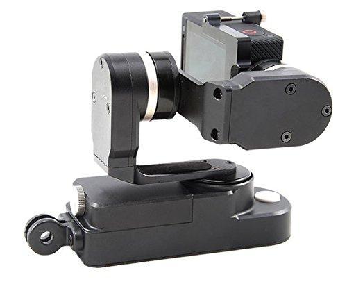 Preisvergleich Produktbild Gowe 3-Achsen-tragbar Gimbal Stabilisator für GoPro Hero 33+ 4SJCAM SJ4000und ähnliche Form Action Kameras