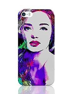 PosterGuy iPhone 5 / iPhone 5S Case Cover - Miranda Kerr Pop Fan Artwork   Designed by: Pulkit Taneja