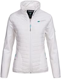 Geographical Norway Triana mezcla de chaqueta de softshell y chaqueta acolchada Ultra Light