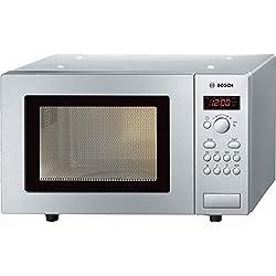 Bosch HMT75M451 Four micro-ondes 17?l 800 W Argent