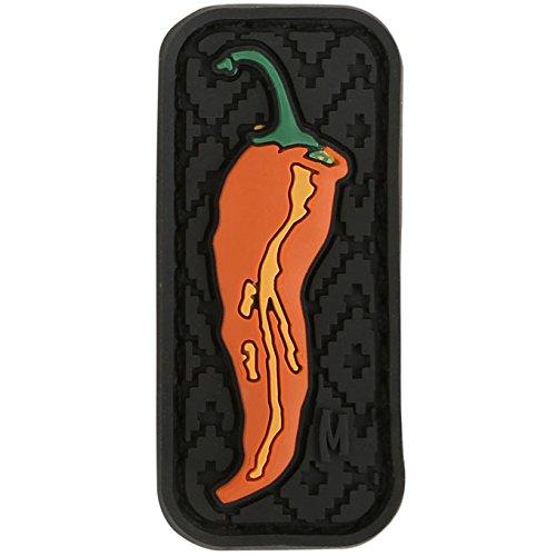 Maxpedition Chili Pepper 0.75 x 1.69 Patch, SWAT (Messer Swat Taktische)