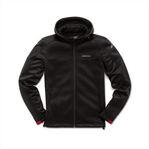 Alpinestars Stratified - Herren Fleecejacke, Sportliche Outdoor Jacke mit Reißverschluss, Hoher Tragekomfort