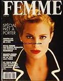 Telecharger Livres FEMME No 32 du 01 02 1988 SPECIAL PRET A PORTER LES BIJOUX LES FEMMES DE MARSEILLE YOKO ONO HELEN ROCHAS ZIZI JEANMAIRE FRANCINE GOMEZ (PDF,EPUB,MOBI) gratuits en Francaise