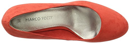 Marco Tozzi Damen 22411 Pumps Rot (RED 500)