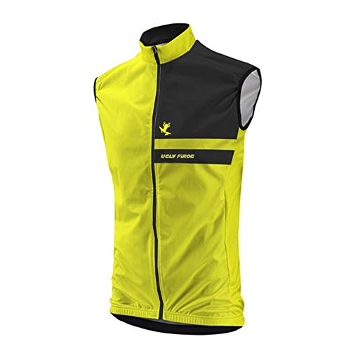 Schwinn Cycling Jersey (Uglyfrog 2017 Ärmellos Fahrradtrikot Bike Jersey atmungsaktiv Reiten Cycling Vest für Outdoor Radfahren MJHB02)