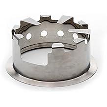Estufa Hobo - accesorio de cocina (para Modelos Base Camp & Scout de Kelly Kettle) Coloca esta Estufa Hobo en la Base de Fuego de tu Hervidor para crear ...