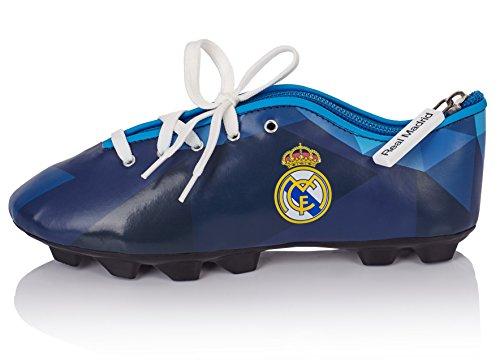 REAL MADRID REAL MADRID GRANDE TROUSSE EN FORME DE CHAUSSURE FOOTBALL