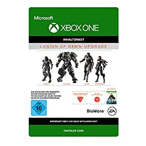 Anthem: Legion of Dawn Upgrade DLC | Xbox One – Download Code