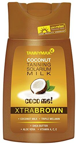 Tannymaxx Xtra Brown Coconut Tanning Milk, 1er Pack (1 x 200 ml)