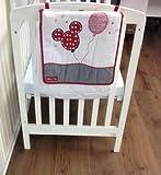 Baby Bedding Design Rot Minnie Mouse Wickeltasche