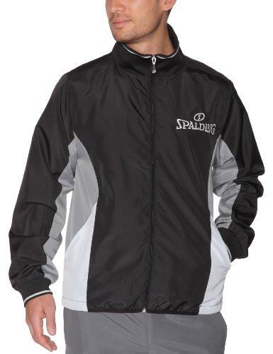 Spalding Teamtrikots & Sets Jacket, schwarz, S, 300270101 (Schiedsrichter-jacke Basketball)