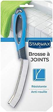 STARWAX Brosse à Joints - 1x - Idéale pour Récurer les Joints de Carrelage