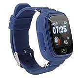 VBESTLIFE Montre Enfants Smart Watch Téléphone, Tracker GPS pour 3-12 Ans Garçons...