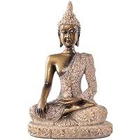 Cikuso Figurilla Arenisca Te?IDA Figura Buda Escultura Estatua Tallada ...