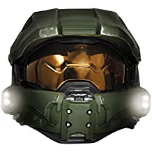 Horror-Shop Casco Halo 3 Masterchief con luz