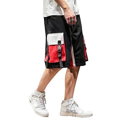 YURACEER Herren Sommer Hosen Shorts Camo Cargo-Shorts Männer Casual Shorts Männlichen Lose Arbeit Shorts Mann Kurze Hosen Plus Größe Atmungsaktiv Schnell trocknend Schweiß x1