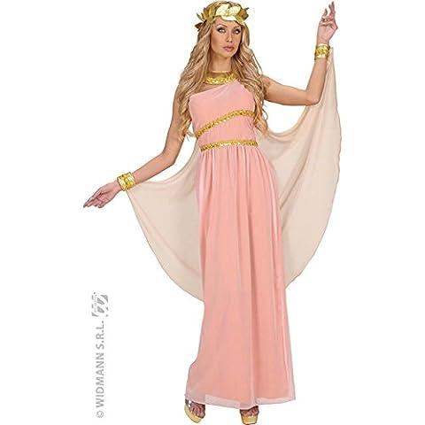 Widman - Disfraz de afrodita romana para mujer, talla M (72002)