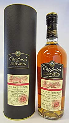 Dalmore - Chieftains Single Cask #93141-2004 13 year old Whisky