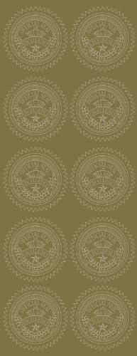 Geographics oro Excellence Seals, confezione da 50 (47853) | Una Una Una Grande Varietà Di Prodotti  | Costi medi  | Elegante Nello Stile  24bb41