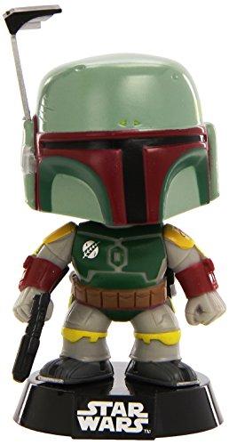 Preisvergleich Produktbild Funko 2386 - Pop! Star Wars - Boba Fett Spielfigur, Vinyl, 10cm