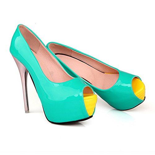 Adee, Sandali donna Verde