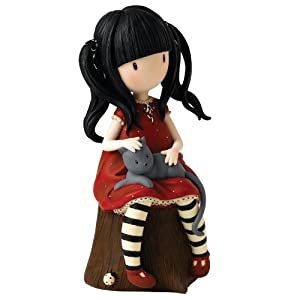 Enesco Gorjuss - Figura resina Money Bank Ruby, 22cm de Enesco