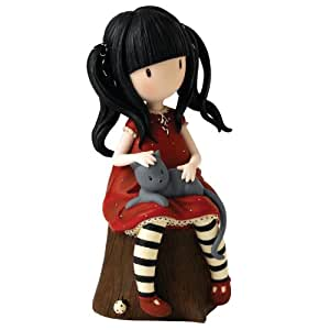 Gorjuss A26483 Tirelire Figurine Gorjuss Tirelire Ruby 22 cm