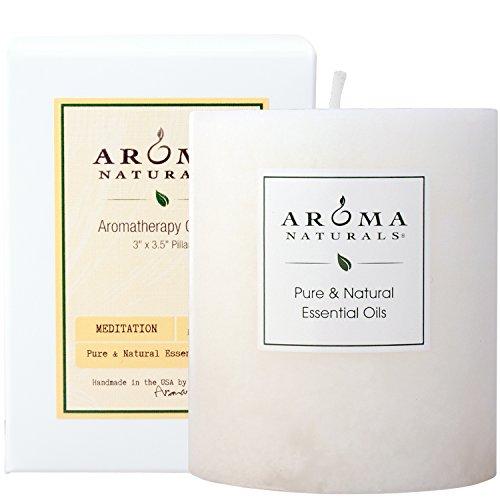 Preisvergleich Produktbild AROMA NATURALS MEDITN WHT 3X3.5 PLR,  CT CASE_4 by Aroma Naturals