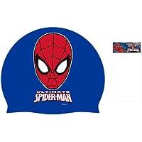Gorro baño y piscina de silicona de Spiderman